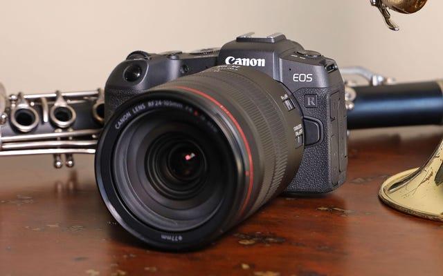 EOS R5 может стать высококлассной беззеркальной камерой, которую ждали поклонники Canon