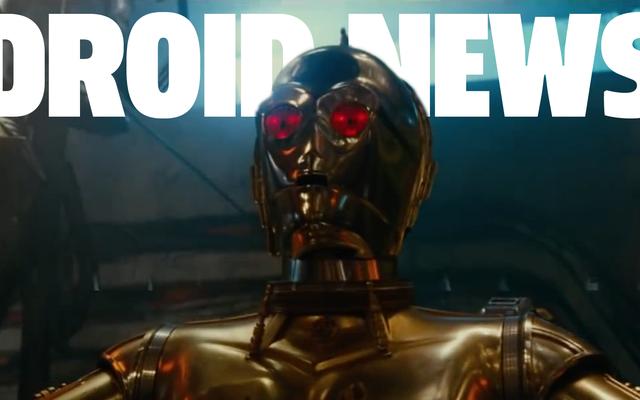 Pembaruan Droid Akhir Tahun Penting Untuk Mandalorian Dan Bangkitnya Skywalker