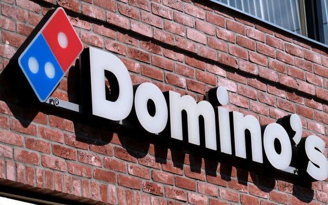 San Antonio'daki tükenmiş Domino'nun işçilerinin fotoğrafı viral oldu