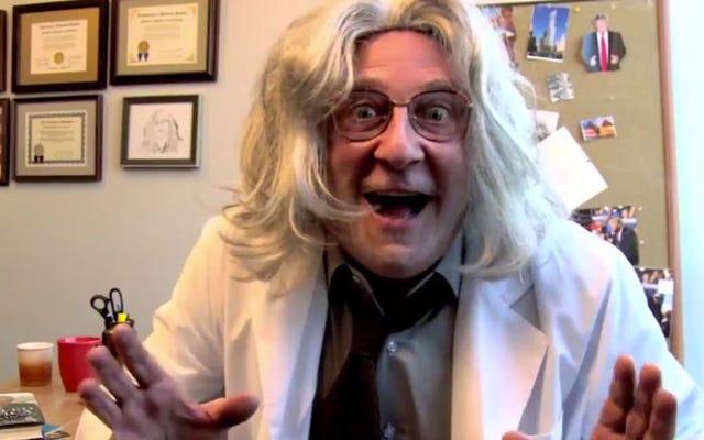 ミームは実現する:トランプの医者としてのブレント・スパイナー