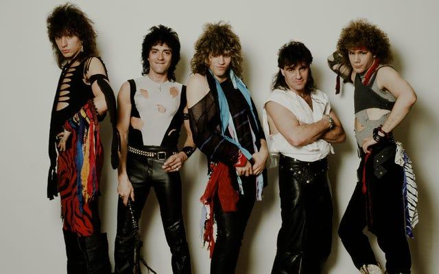 รายชื่อผู้ได้รับรางวัล Rock Hall Of Fame ประจำปี 2018 ซึ่งนำแสดงโดย Bon Jovi