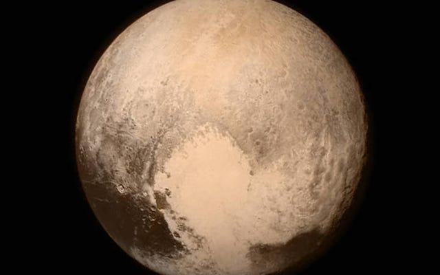 冥王星に巨大な心を作った理由がついにわかりました