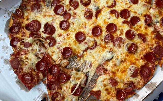 ラストコール:ピザに関する質問をすべて送信してください