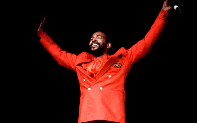 Tonton Video Musik Never-Made untuk Marvin Gaye 'What's Going On'