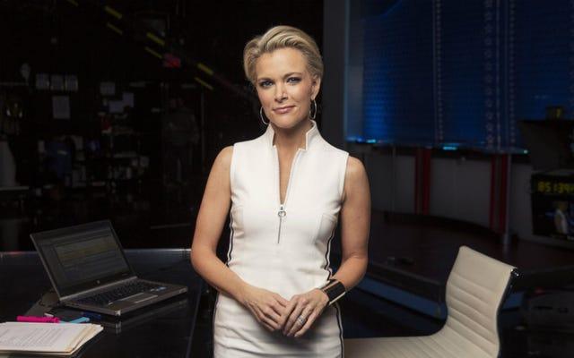 Un montón de presentadores de Fox News han defendido a Roger Ailes, pero no a Megyn Kelly