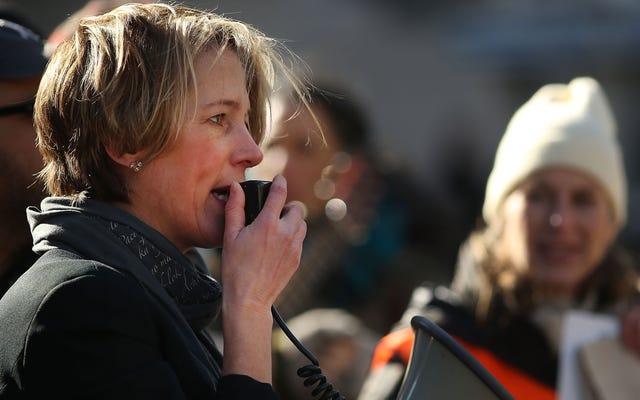 下院共和党のスーパーPACがゼファー・ティアショウに対抗する