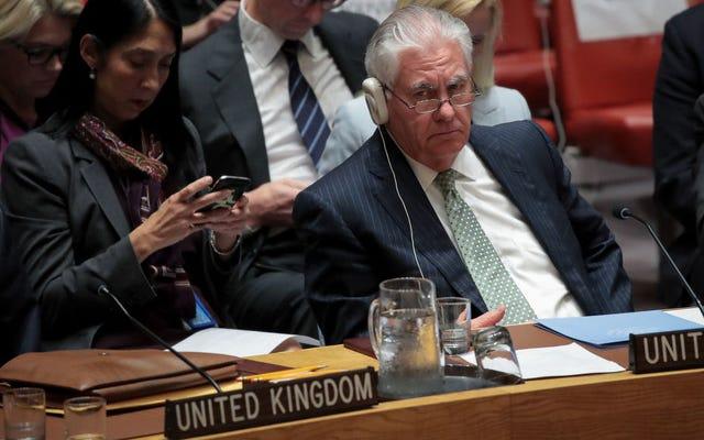 神秘的な「音響兵器」攻撃に続いて、米国はキューバから外交スタッフのほとんどを引っ張る