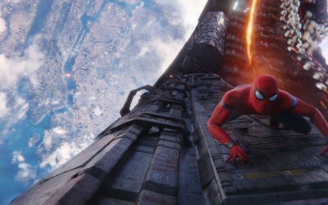 DCさん、インフィニティウォーの作家に映画の世界を直してもらいませんか?