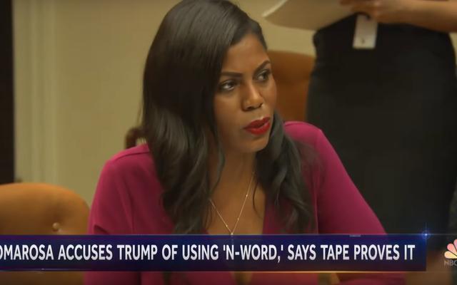 Я уверен, что у кого-то есть лента, на которой Дональд Трамп произносит «N-Word». К сожалению, никто не насрать