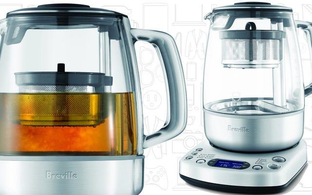 Le meilleur infuseur à thé: Breville One-Touch