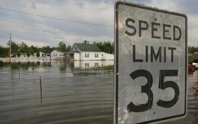洪水に備える(そして生き残る)方法