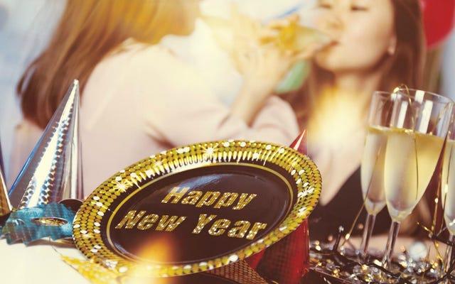 क्या शुरू करने के लिए 11:58 नए साल की पूर्व संध्या 2018 की शुरुआत सही है