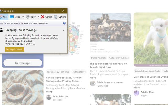 Jak zrobić zrzut ekranu lub zdjęcie zawartości ekranu komputera