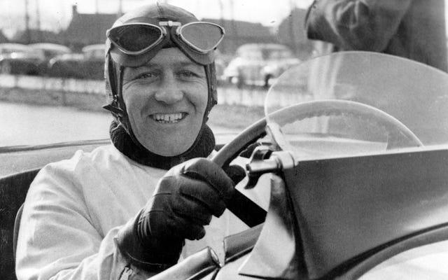 Legendarny kierowca testowy Jaguara Norman Dewis, który odmienił świat prędkości, umiera w wieku 98 lat
