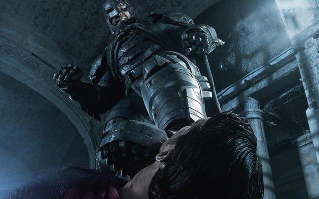 Warner Bros không chấp nhận thảm họa là Batman v Superman để rút kinh nghiệm cho những sai lầm của họ