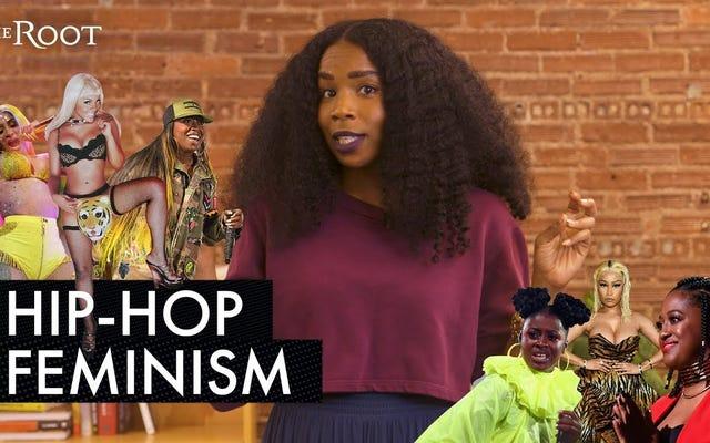 Meraih Feminisme oleh Mic: Beginilah Cara Wanita dalam Hip-Hop Membuat Jalurnya Sendiri