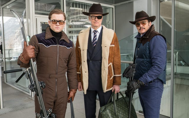 Chicago, ingrese a Kingsman: The Golden Circle temprano y gratis