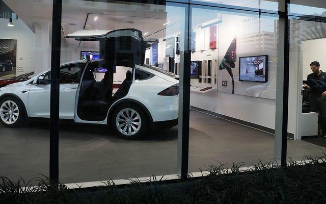 Tesla es solo una empresa de automóviles regular ahora