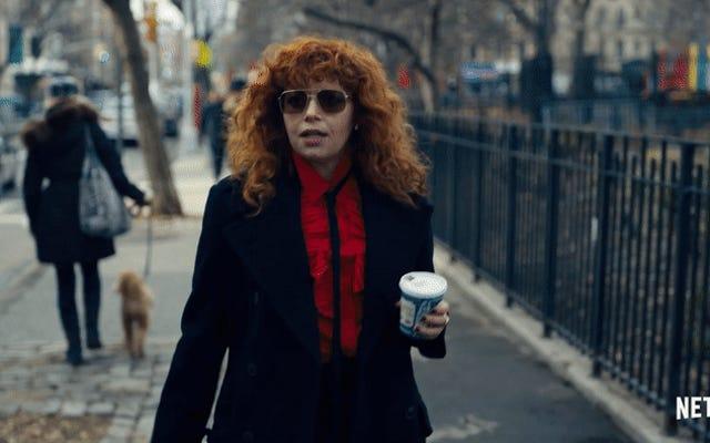 Netflix obtient son propre spectacle de boucle temporelle tueur dans la première bande-annonce de poupée russe