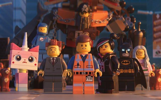 The Lego Movie 2 offre una seconda parte con più canzoni, molte risate e un po 'meno risonanza