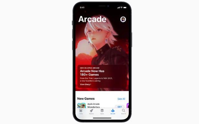 Apple Arcadeの最大の拡張でありながら、Fantasian、NBA 2K21、OregonTrailを含む30の新しいゲームが追加されました