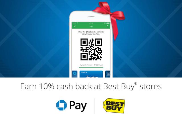 Maximice las devoluciones de compras navideñas con un 10% de devolución en puntos Chase en Best Buy y Walmart