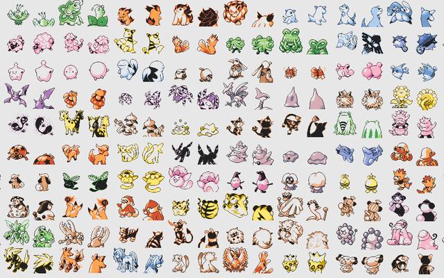 Internet phản ứng với những thiết kế Pokémon không được sử dụng đó
