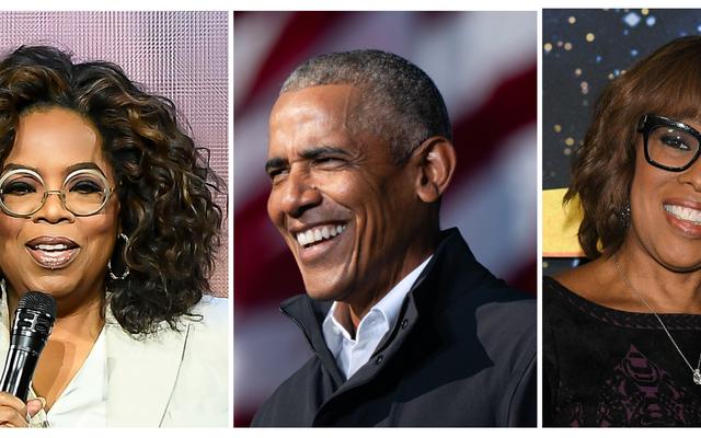 `` Une terre promise '': Oprah et Gayle King obtiendront les premiers dibs sur le thé présidentiel de Barack Obama