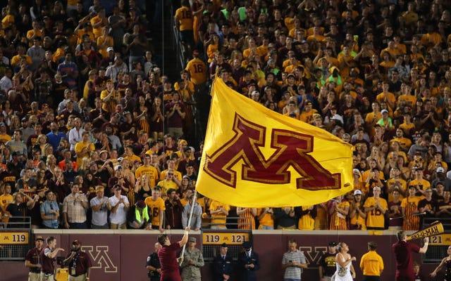 """Rapor, Minnesota'nın Cinsel Saldırı Soruşturmasında Kurallara Uyduğunu Söyledi, Futbol Personeli Tarafından """"Zayıf Liderlik"""" Üzerine Döküldü"""