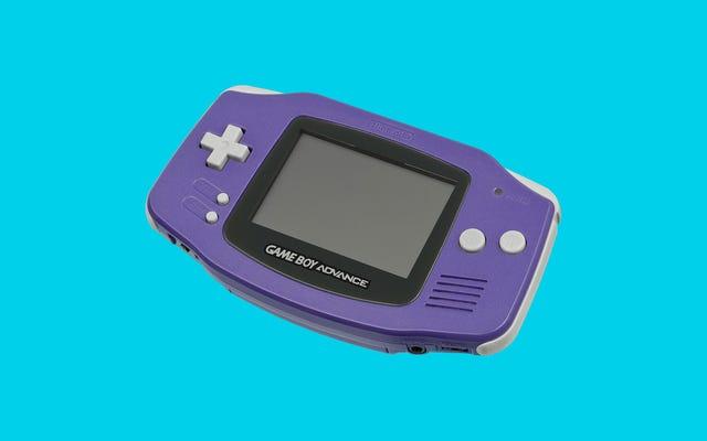 Los mejores juegos para Game Boy Advance