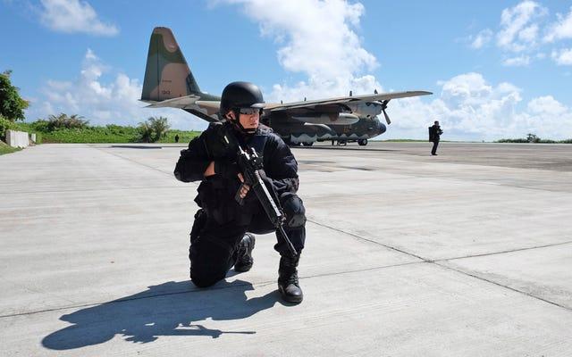 これが昨年台湾に売却されたアメリカの武器の短いリストです
