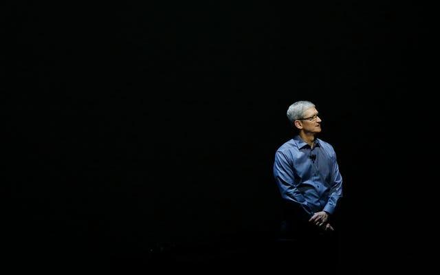 Oh, no, Apple probablemente solo ganó $ 84 mil millones el último trimestre