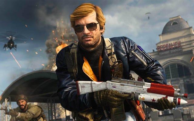 Call of Duty La saison 1 apporte des cartes indispensables à la guerre froide, mais la `` nouvelle '' carte de Warzone ne fonctionne pas tout à fait