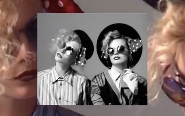 Cara Delevingne e Margot Robbie sono gemelle della New Wave degli anni '80 sulla nuova copertina di Love Magazine