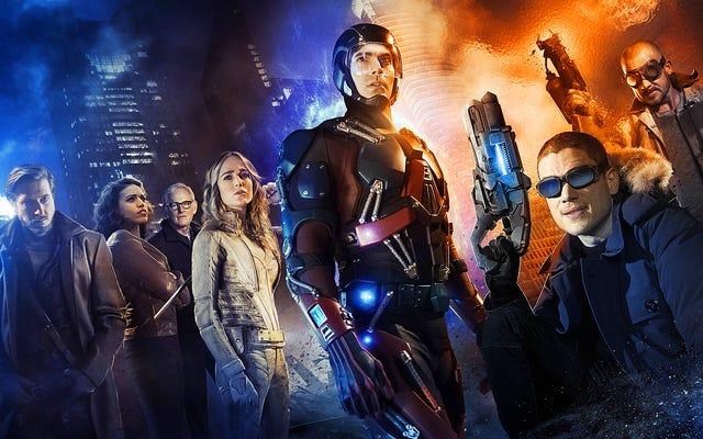 Legendy jutra DC spotkają się z Jonah Hex