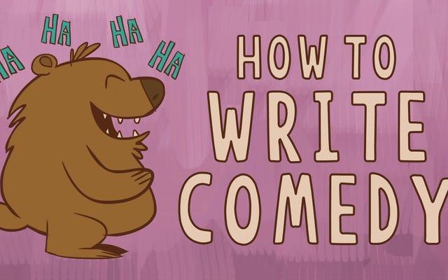 このビデオレッスンであなたの文章を面白くする方法を学びましょう