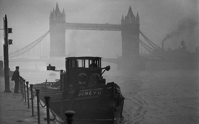 60年後、私たちはついにロンドンのキラーフォグの原因を知ることができました