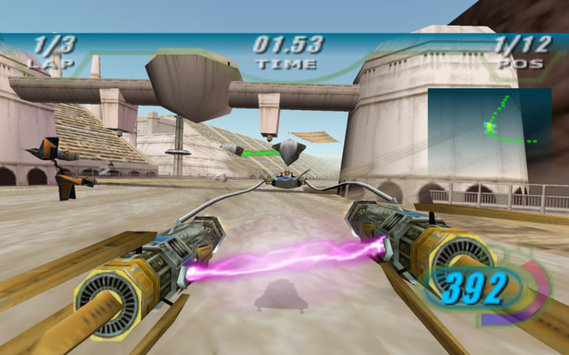スターウォーズエピソード1:レーサーが今でも最高のレーシングゲームの1つである理由