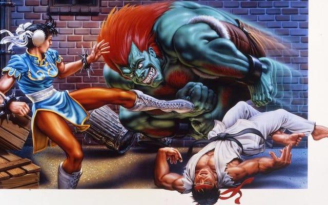 Street Fighter II memimpin jalan untuk game sebagai media ekspresi diri