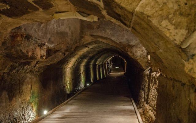 Terowongan rahasia yang digunakan oleh Ksatria Templar ditemukan di Israel