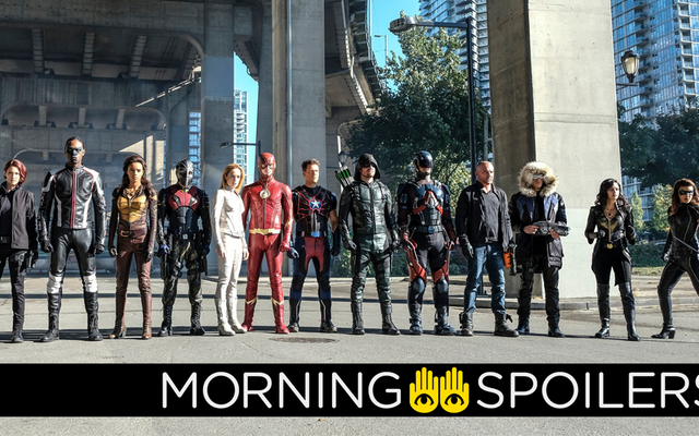À venir sur les finales de mi-saison de l'Univers CW / DC