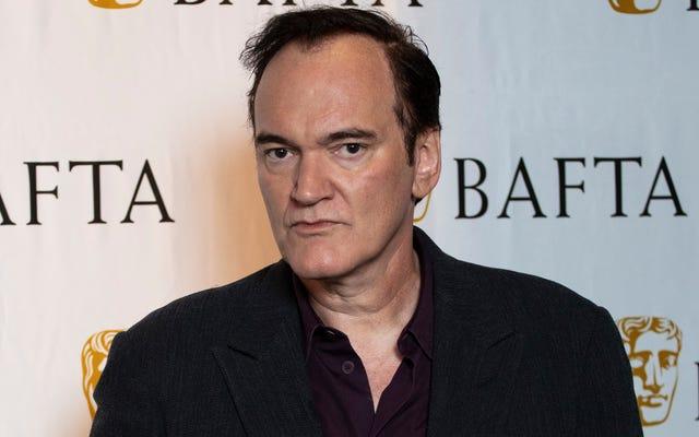 Quentin Tarantino znowu mówi o zrobieniu kolejnego Kill Bill