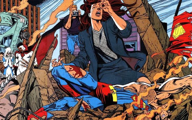 Los despidos masivos de Warner Gut DC Comics, DC Universe
