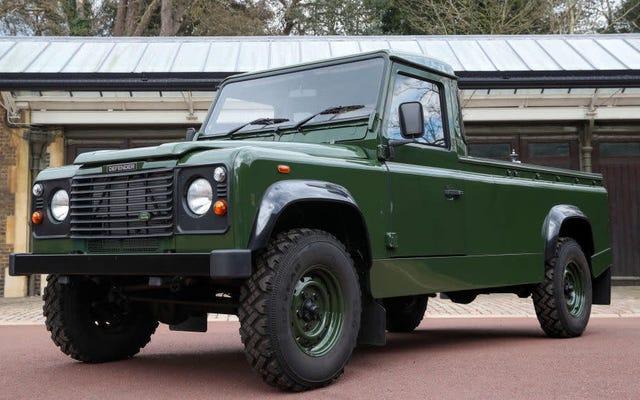 Le prince Philip a passé 16 ans à concevoir le Land Rover Defender personnalisé qui portera son cercueil