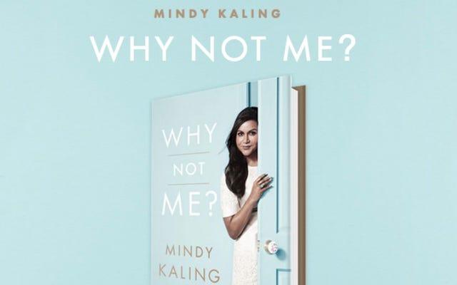 Buku kuis kedua Mindy Kaling akan dirilis musim gugur ini