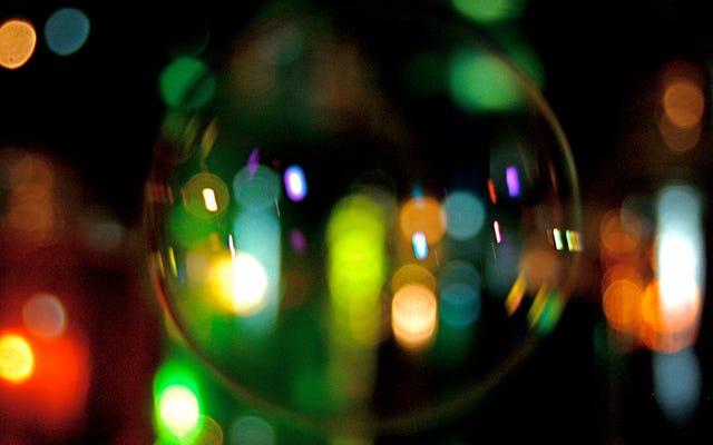 Desafío de tiro: burbujas