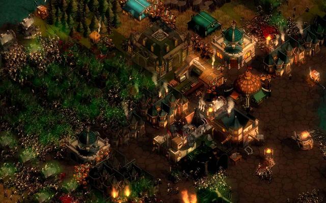 Steamの最もホットなゲームの1つはゾンビRTSです