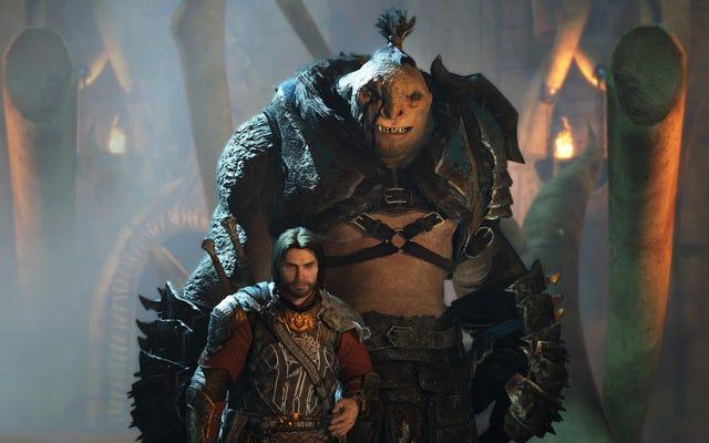 Middle-Earth:Shadow Of Warは、オークも人間であると考えているかどうかを判断できません