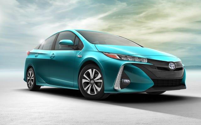 2017 Toyota Prius Prime: İnsanlar Toyota'nın Şimdiye Kadarki En Gelişmiş Hibritini Alacak mı?