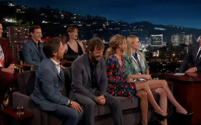 Il cast di Dark Phoenix condivide le loro più grandi paure, incluso Jimmy Kimmel che ha rovinato il loro film
